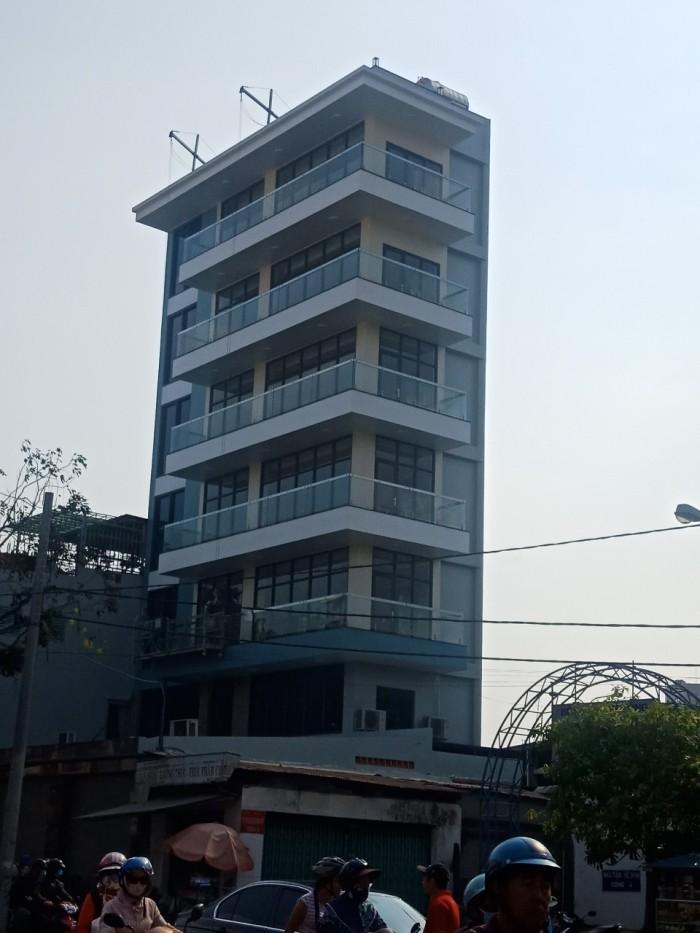 Bán khách sạn 2MT đường ung văn khiêm Q.BT 6x24 , hầm 6 lầu ,29 tỷ
