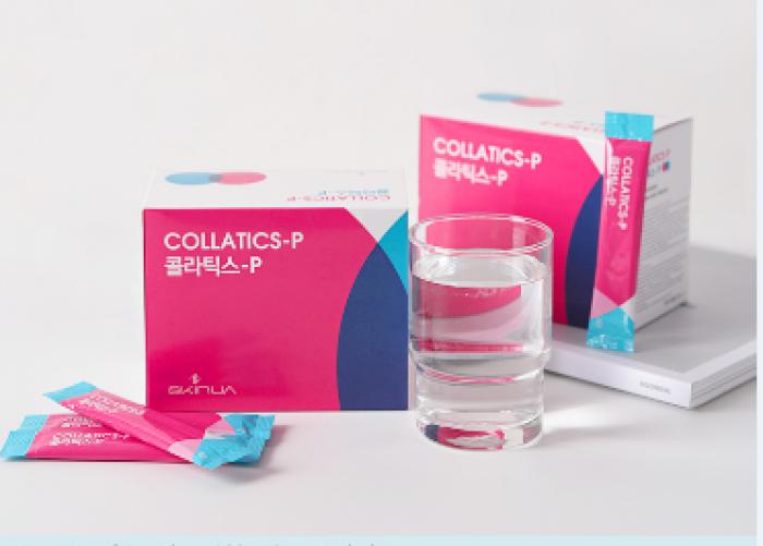 Collagen Uống Cao Cấp Dạng Viên Nang Skinua - Skinua Collatics –C2