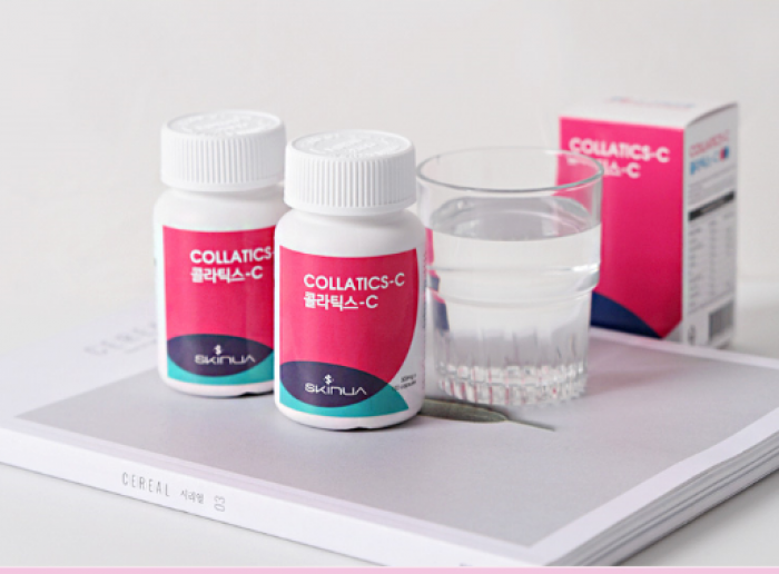 Collagen Uống Cao Cấp Dạng Viên Nang Skinua - Skinua Collatics –C0