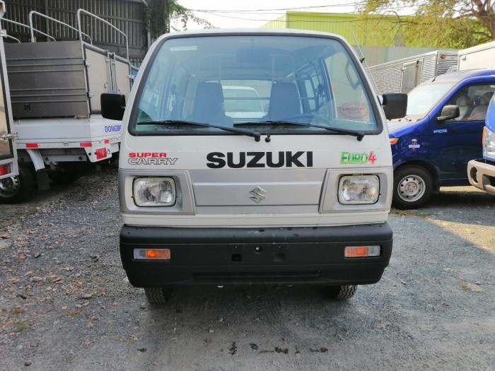 Suzuki Blind Van tải trọng 580kg tại Cần Thơ 12