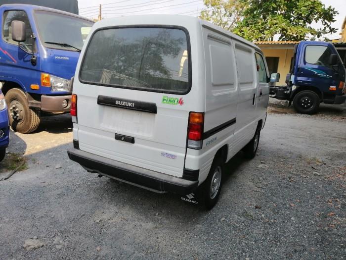 Suzuki Blind Van tải trọng 580kg tại Cần Thơ 11