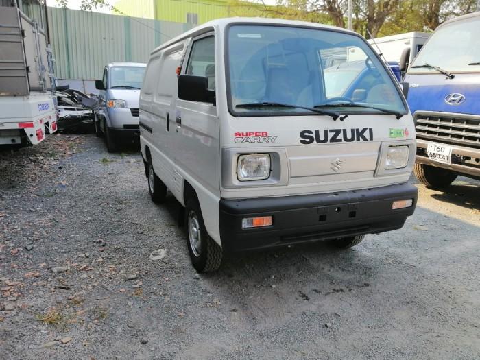 Suzuki Blind Van tải trọng 580kg tại Cần Thơ 10
