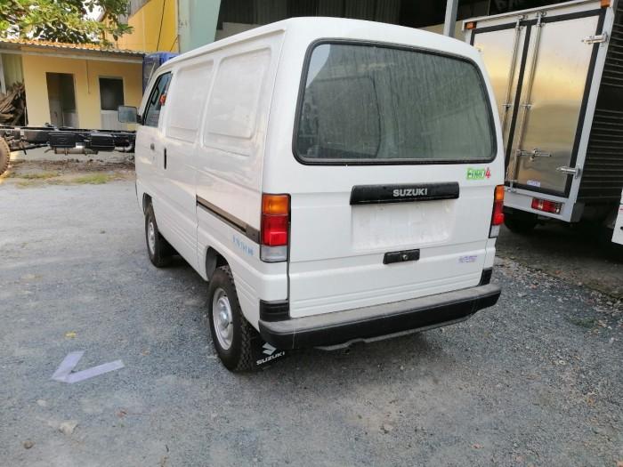 Suzuki Blind Van tải trọng 580kg tại Cần Thơ 9