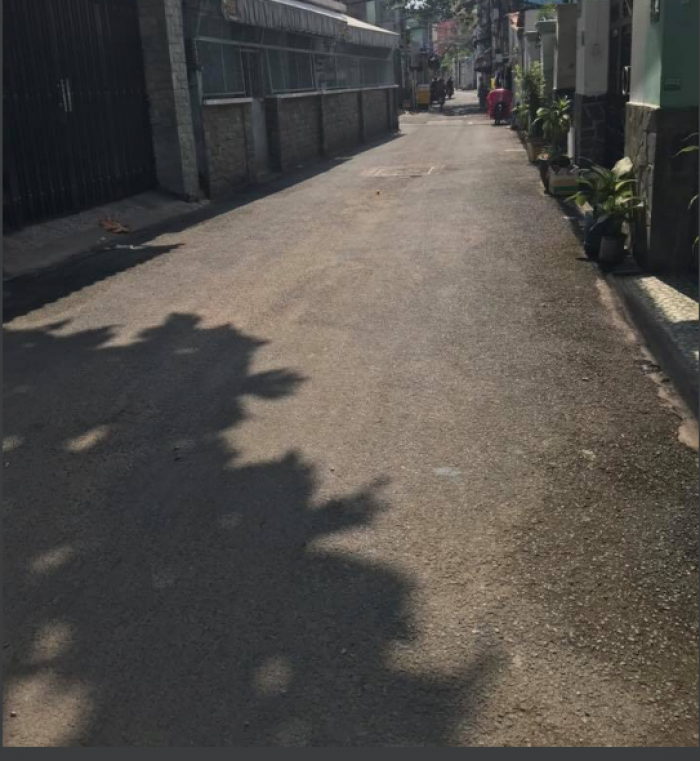 Bán nhà hẻm xe hơi Trương Đăng Quế, P1, Gò Vấp