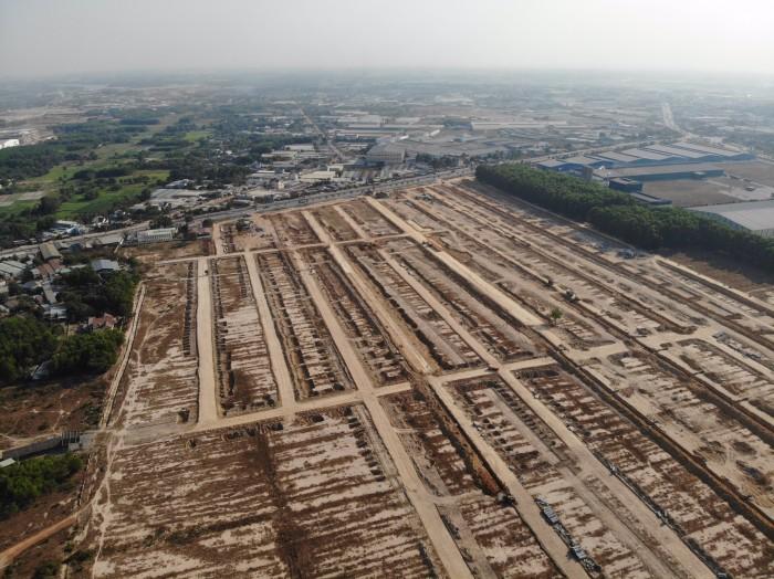 Bán nền giá rẻ thu hồi vốn tại KCN Nam Tân Uyên, Bình Dương