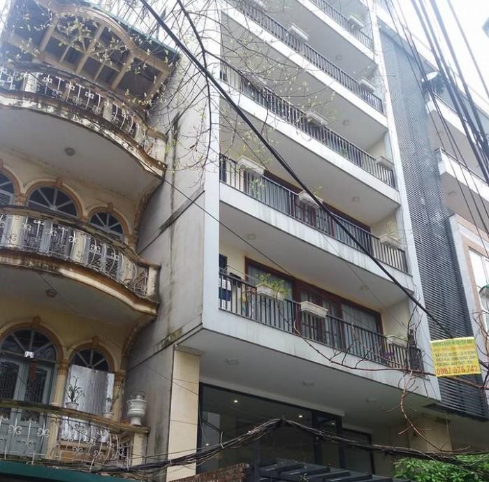 Bán nhà Xuân Diệu 89 m 4 tầng 4.2 Mặt tiền Tây Hồ ô tô đỗ cửa