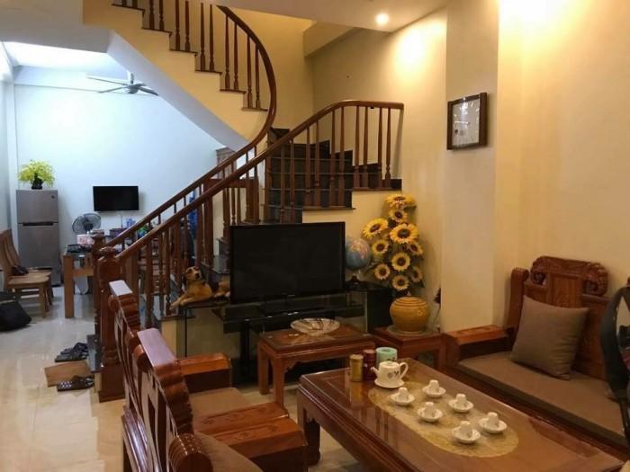 Sở hữu ngay nhà phố Trần Đại Nghĩa, vị trí trung tâm, thiết kế hiện đại, 40m2, 4 tầng.
