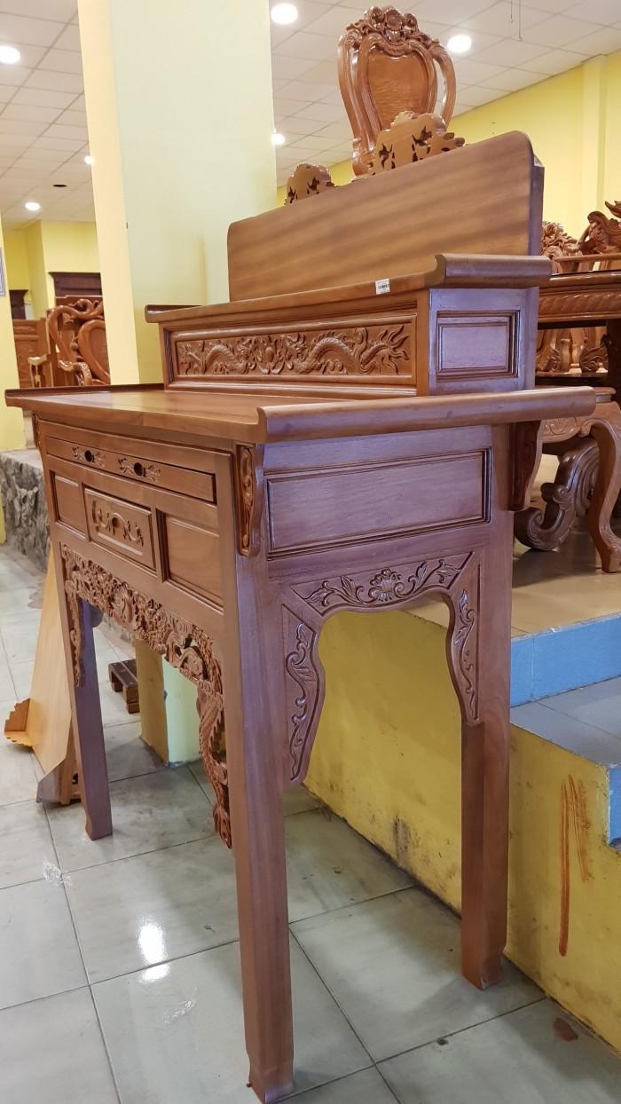 Bàn thờ nhị cấp với thiết kế tiện lợi hàng có sẵn tại Tiền Giang2