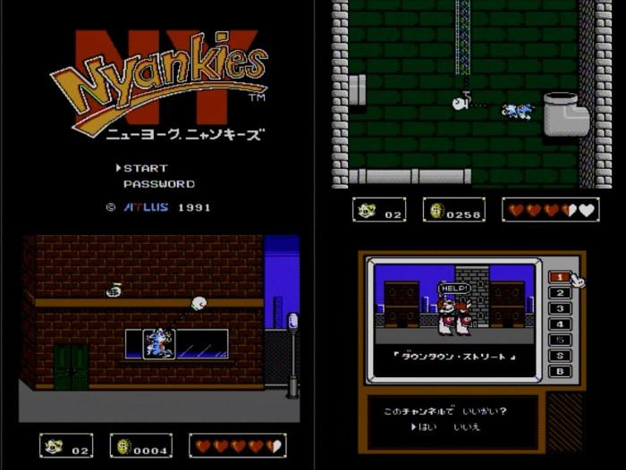 Băng Famicom New York Nyankies4