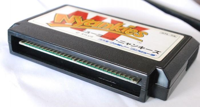 Băng Famicom New York Nyankies3