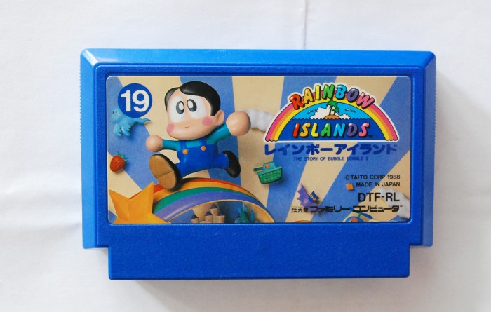 Băng Famicom Rainbow Islands The Story Of Bubble Bobble 22
