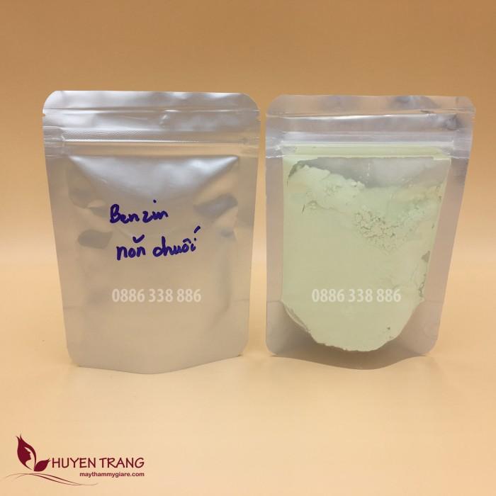 Bột mặt nạ benzin nõn chuối - trắng da đặc trị thâm do mụn để lại1