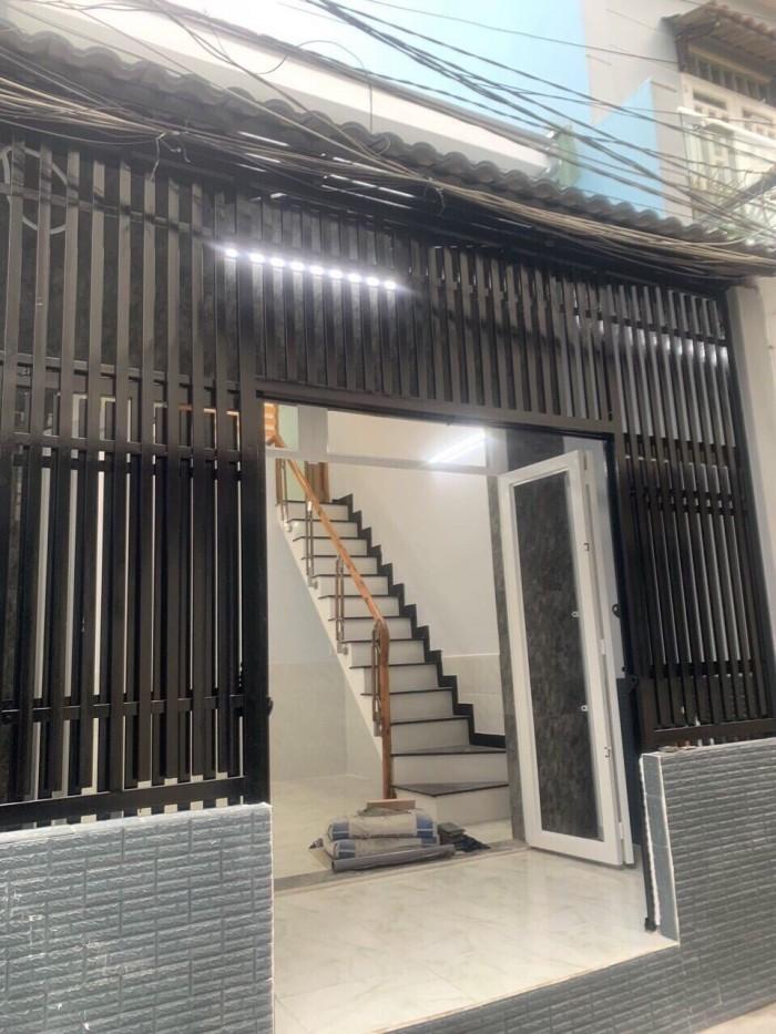 Thiếu nợ ngân hàng bán gấp nhà ở Lê Văn Lương huyện Nhà Bè, sổ hồng riêng