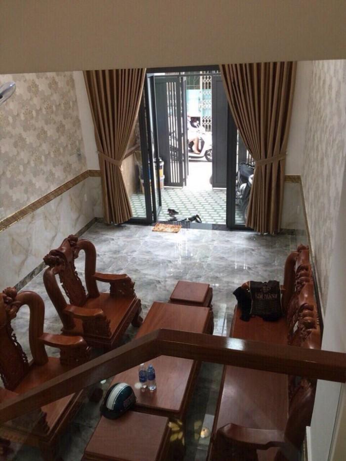 Chính Chủ bán gấp nhà Mặt Tiền Lý Thái Tông, Phường 15, Diện tích 90m2 N
