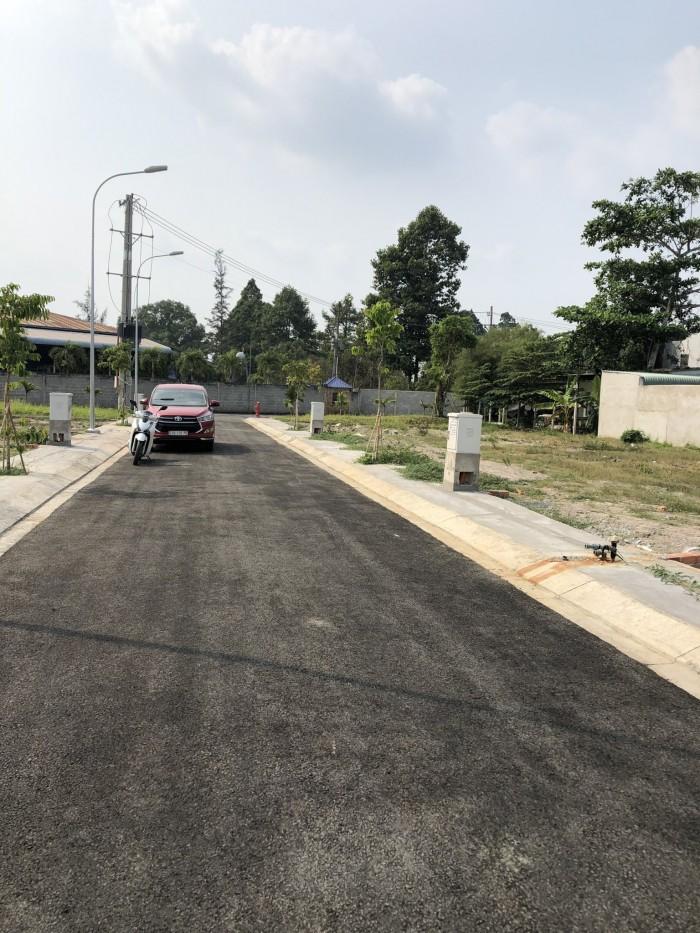 Bán đất củ chi đường tỉnh lộ 8,diện tích 81m2