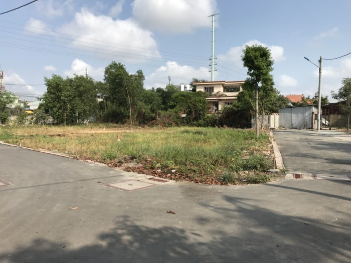 Cần Bán Đất Củ Chi, MT ql22, gần Bệnh viện Xuyên Á, giá hiện bán 590tr
