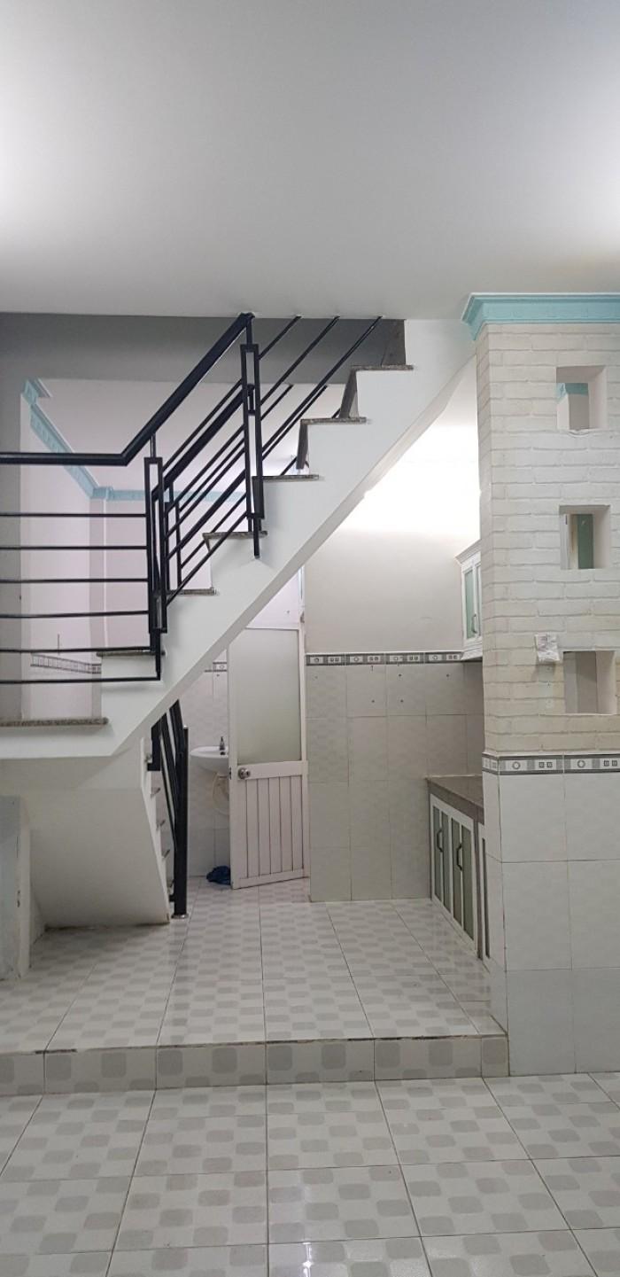 Nhà Đẹp 21m2  Đường Bùi Quang Là P12 GÒ VẤP...
