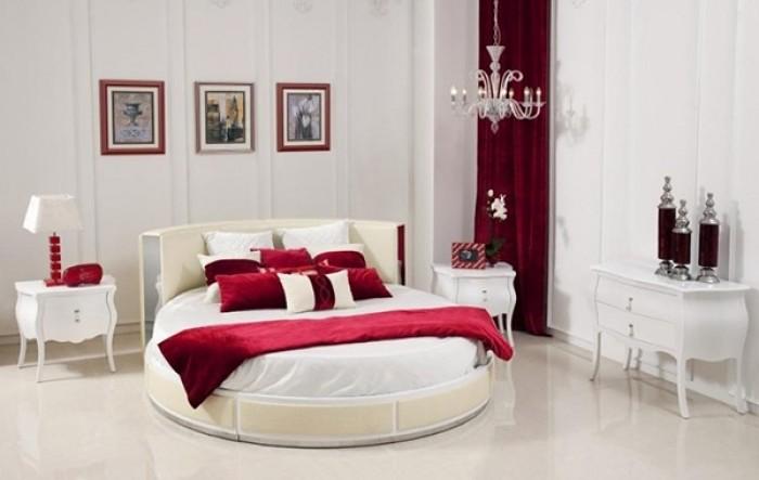 nệm giường tròn9