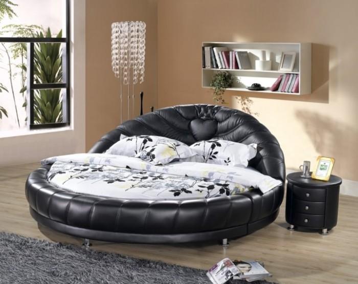 phòng ngủ giường tròn Q1 Q2 Q73