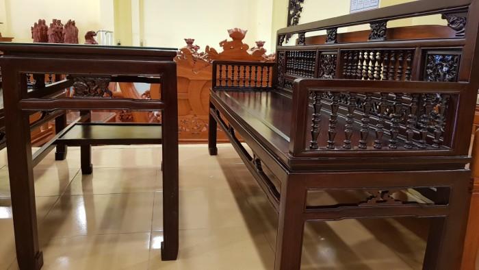 Bộ trường kỷ song tiện , hàng được ưa chuộng nhất tại Tiền Giang6