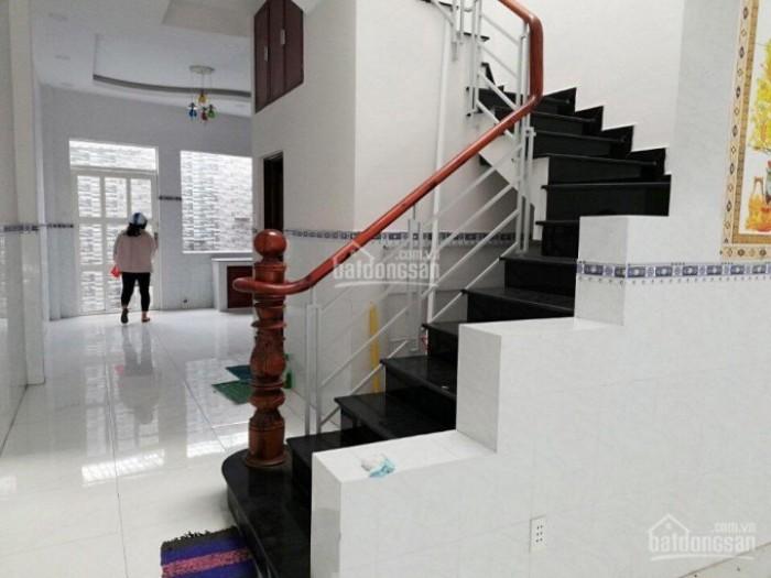 Cần bán căn nhà mới xây xong chưa ở  đường Đinh Đức Thiện, 100m2