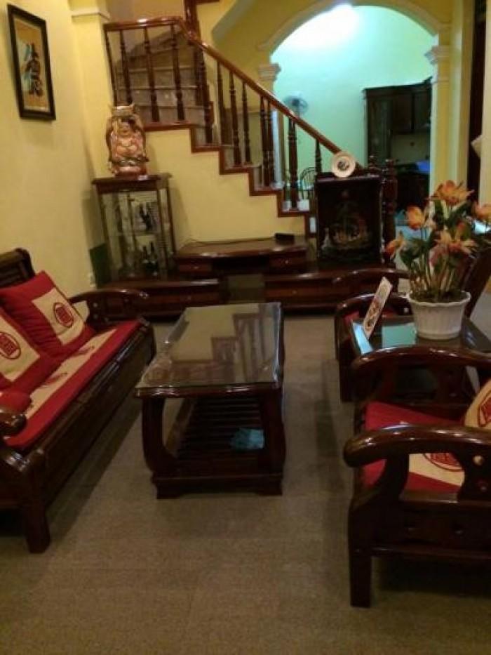 Bán nhà riêng Đào Tấn, Ba Đình, 36m2.