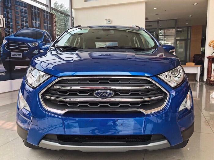 Ford EcoSport 1.5 Titanium sử dụng động cơ 1.5i3 Ti-VCT