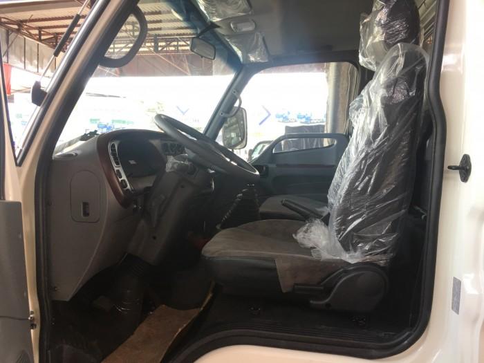 Xe tải Hyundai New Mighty 110s tải trọng 7 tấn, thùng dài 4m9
