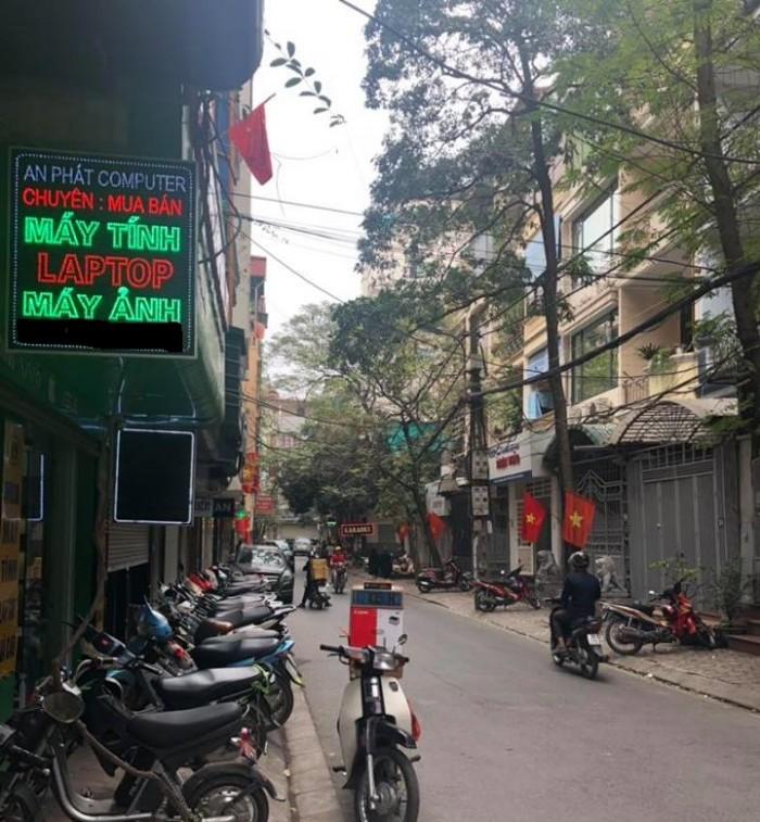 Bán gấp nhà 5x60m2 phố Thái Hà, vỉa hè ô tô tránh, văn phòng-kinh doanh đỉnh