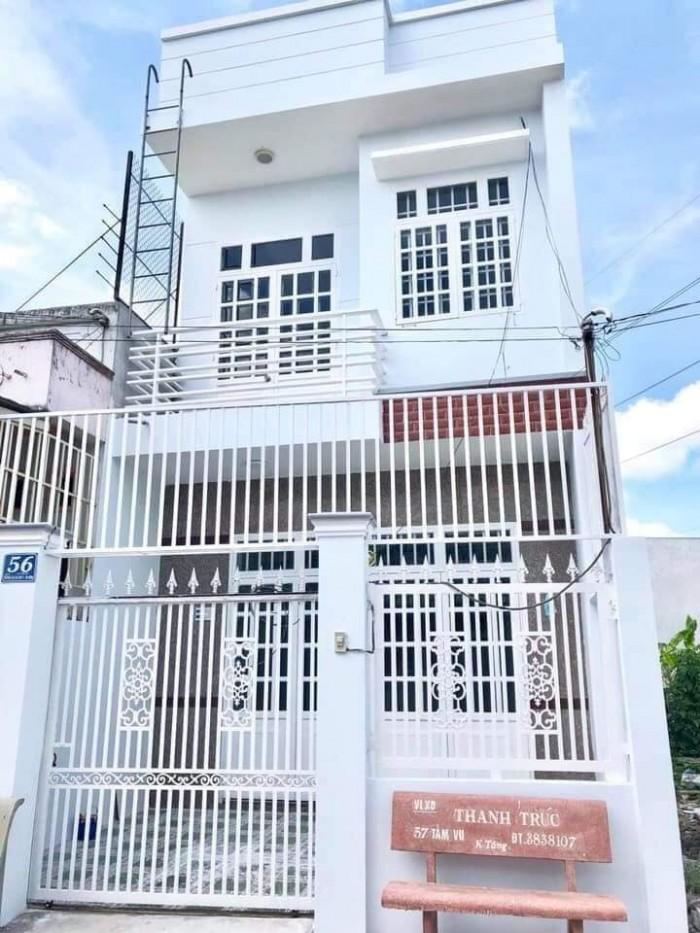 Bán nhà 1 trệt 1 lầu thổ cư mới KDC 3A đường A5 P. An Bình NK - TPCT