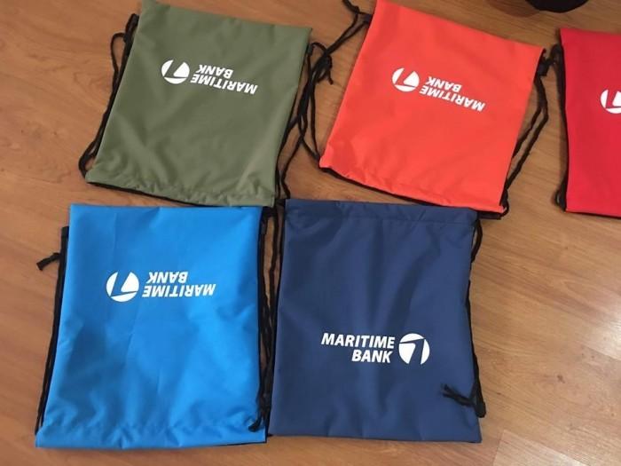 Nhận đặt may sản xuất túi rút với mọi kích thước túi