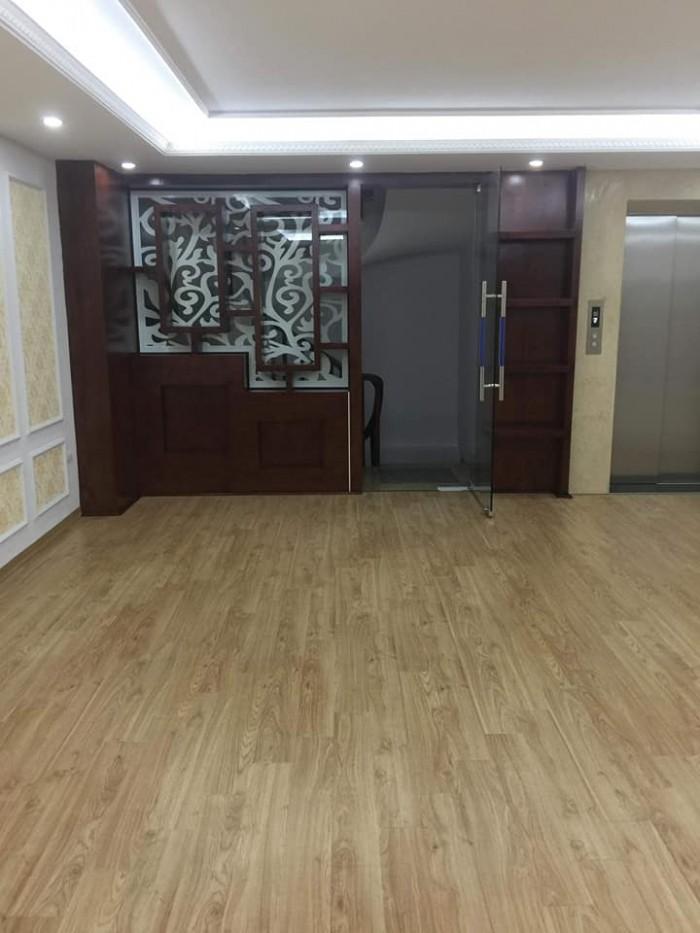 Bán nhà đường Nguyên Hồng, Đống Đa hơn 7T thang máy, kinh doanh đỉnh