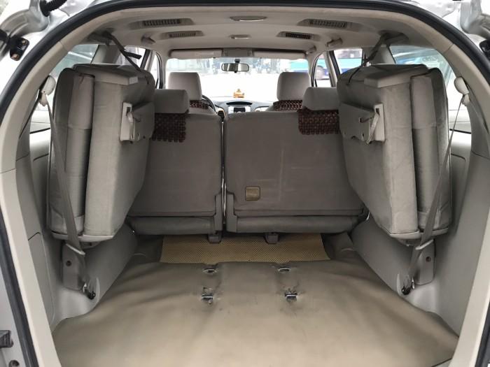 Bán ô tô Toyota Innova G 2010, màu bạc, Xe Tuyển Thơm Mùi Nỉ 21