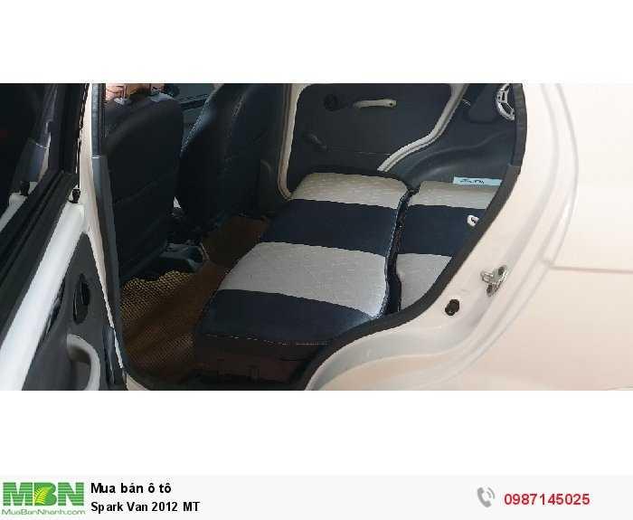 Spark Van 2012 MT 2