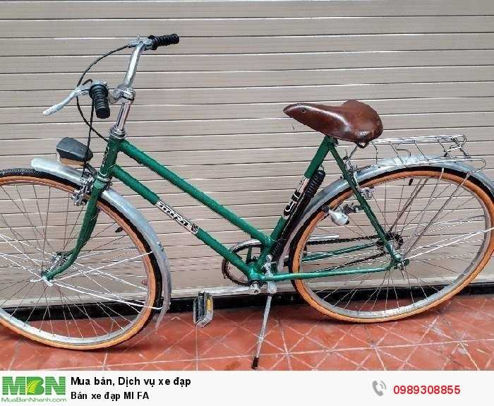 Bán xe đạp MI FA
