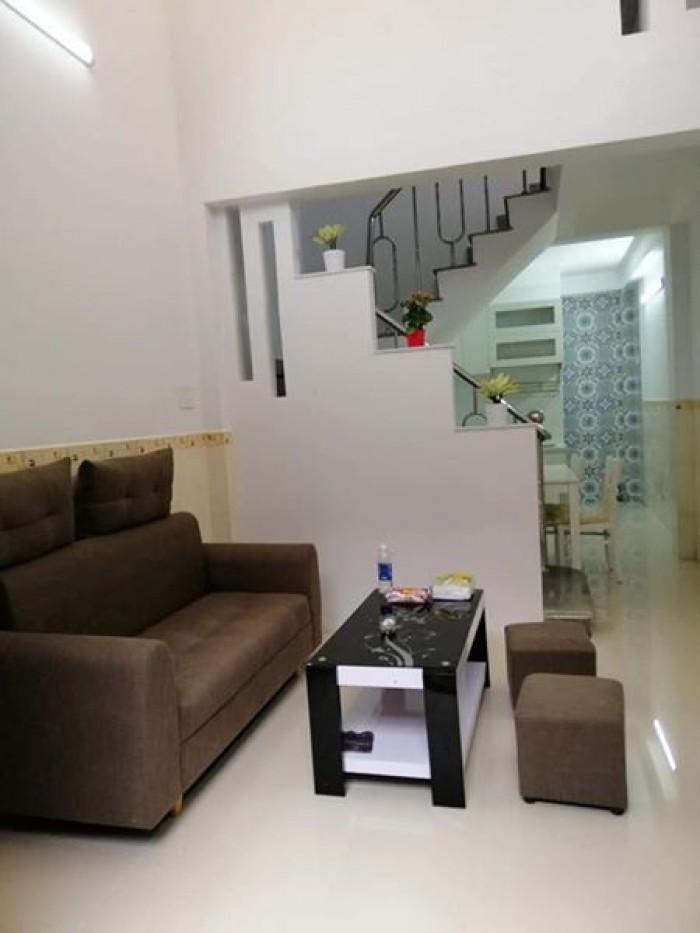 Bán nhà Chu Văn An Bình Thanh 34 m2 2 tầng