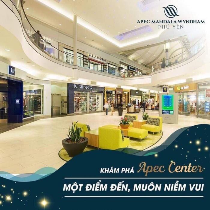 Shophouse Apec Wyndham Phú Yên-  Đầu tư nhanh, sinh lợi khủng
