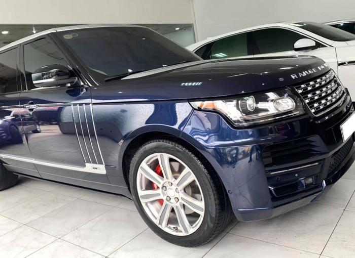 Range Rover Autobiography LWB Model 2015