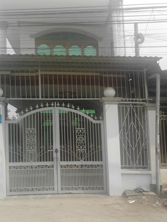 Gia đình cần bán gấp ngôi nhà này tại Củ chi vì đang kẹt tài chính