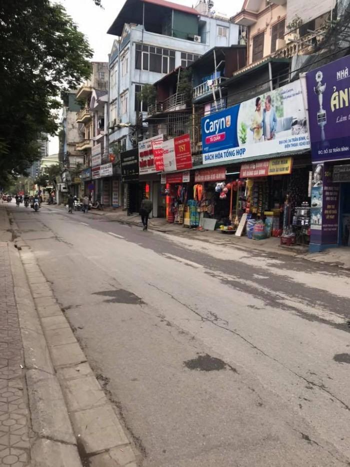 Bán nhà Mặt phố Trần Bình, 70m2xMT4m kinh doanh đỉnh