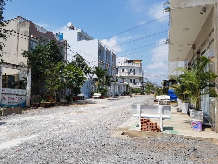 bán lô đất 824/11 Nguyễn Bình, nhà bè, 124.2m2