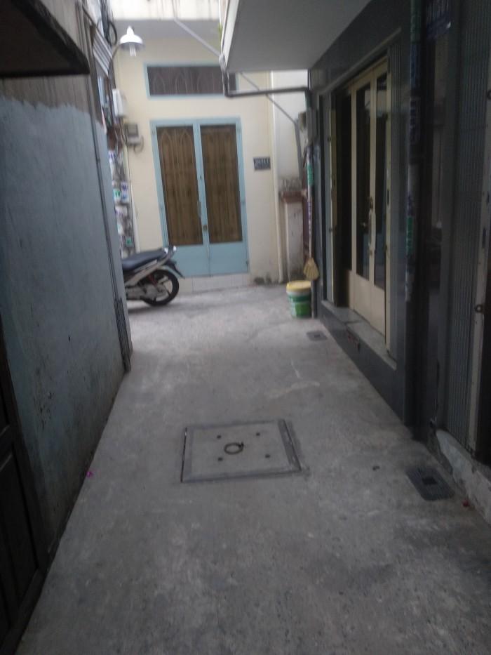Nhà đẹp giá mềm cho gia đình nhỏ đường TKTQ Tân Phú