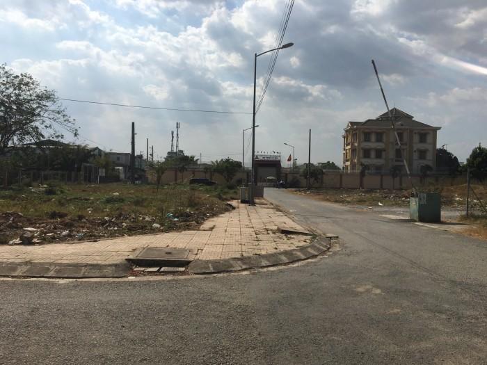 Đất trống 5x18m sổ hồng riêng phường Tân Thới Nhất, quận 12