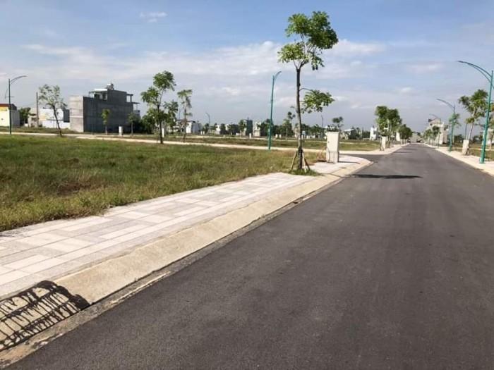 Đất Ngay Mặt Tiền Quốc Lộ  50, Phước Đông, Cần Đước, Long An.