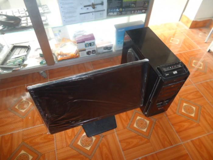 Cây Asus H110+ Màn hình 27in LG3