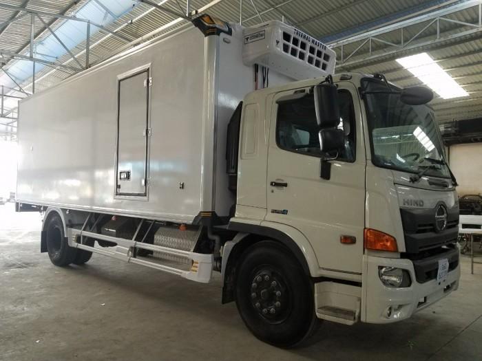 Hino Khác sản xuất năm 2018 Số tay (số sàn) Xe tải động cơ Dầu diesel