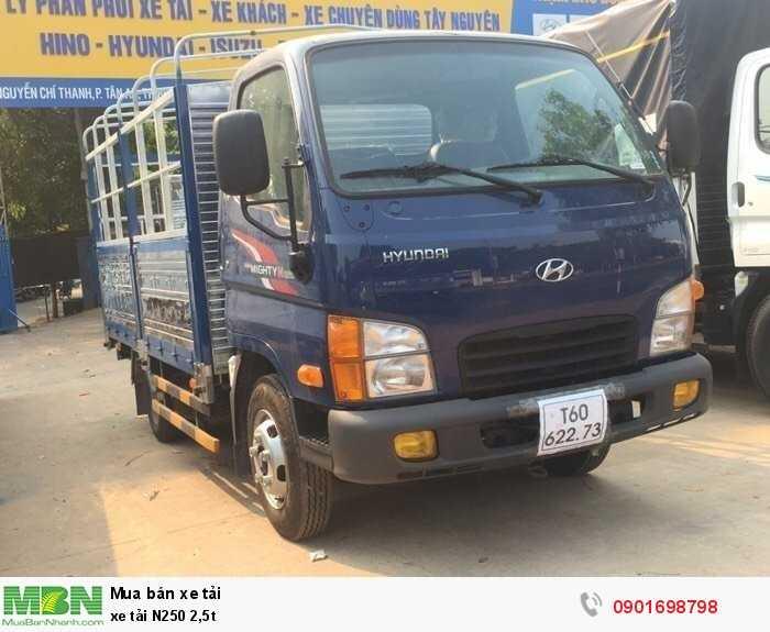 Xe tải N250 2,5t 0