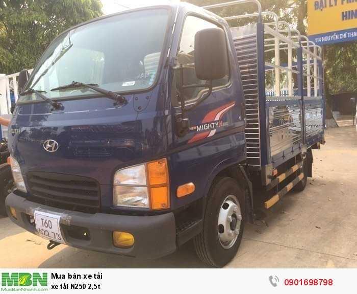 Xe tải N250 2,5t 1