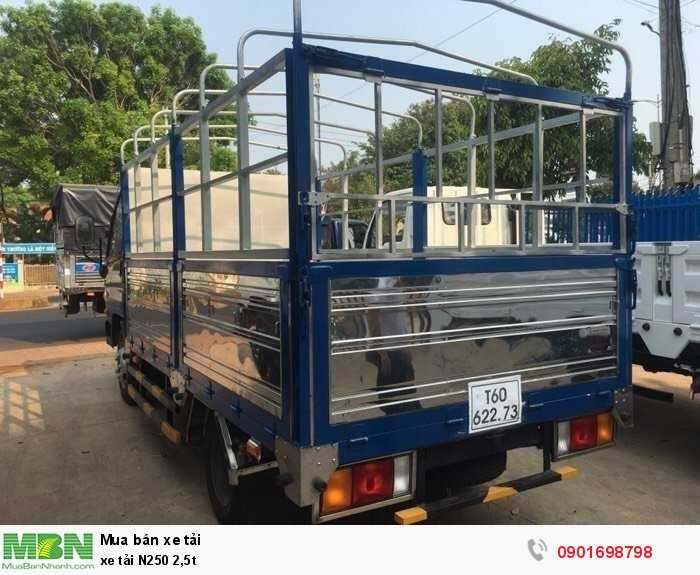 Xe tải N250 2,5t 2