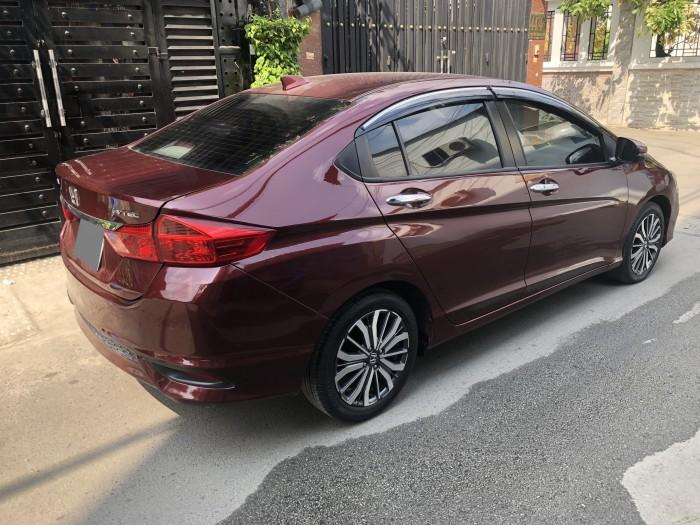 Bán Xe Honda City Đỏ 2018 xe gia đình ít đi rất mới